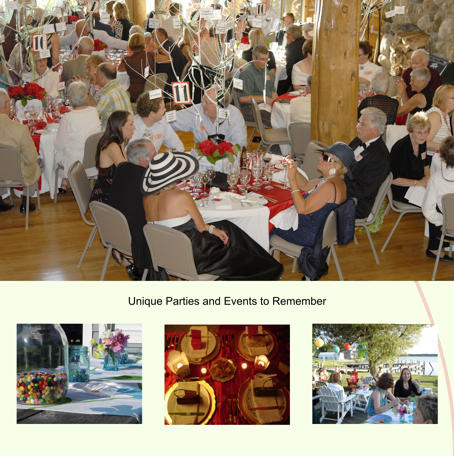 Unique Parties and event planning to remember forever